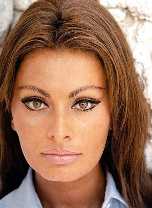 Photo of Sophia Loren Beauty