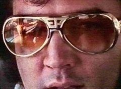 e9e0152456e Elvis Presley Sunglasses Elvis TCB Gold Sunglasses Sunglasses worn by Elvis  PresleyElvis Designed these TCB (Taking Care of Business) Sungl.