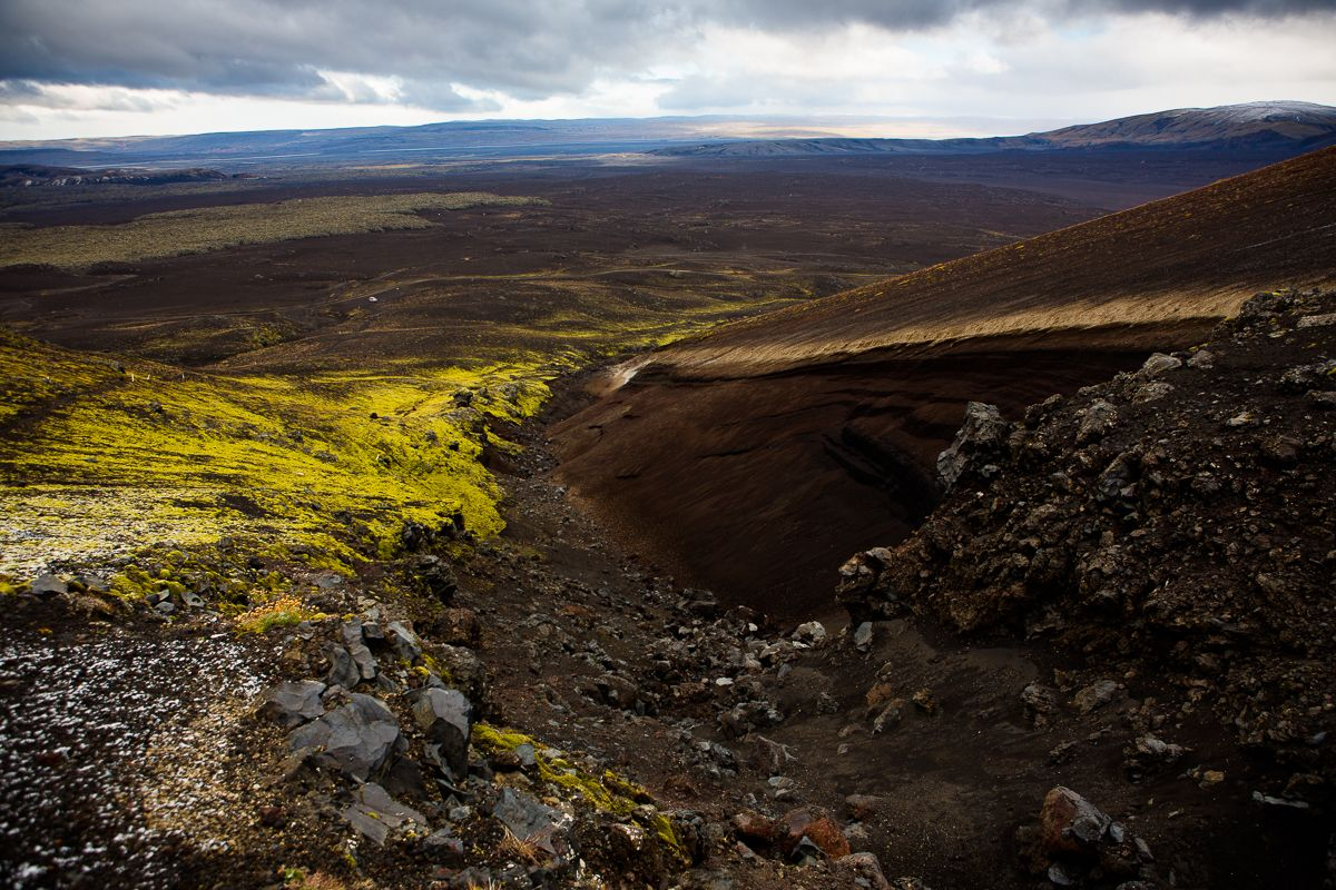 Around Hekla