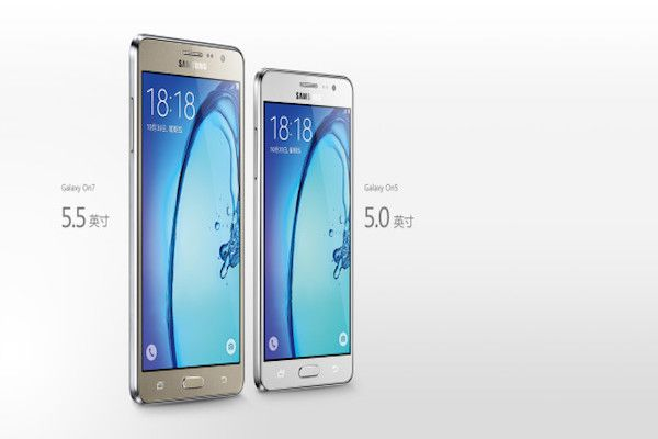 Galaxy On5 e On7: lanciati in India i nuovi mid-range Samsung - http://www.tecnoandroid.it/galaxy-on5-on7-india-mid-range-samsung-920/ - Tecnologia - Android