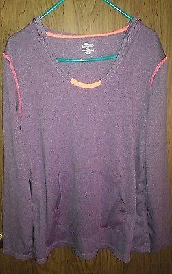 Preowned  sport essentials women's shirt  size   XL