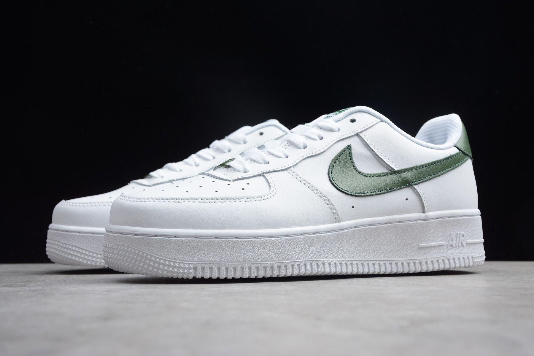 best service c0114 40f24 Nike Air Force 1 Upstep White Green AQ3774-994 Air Force 1, Nike