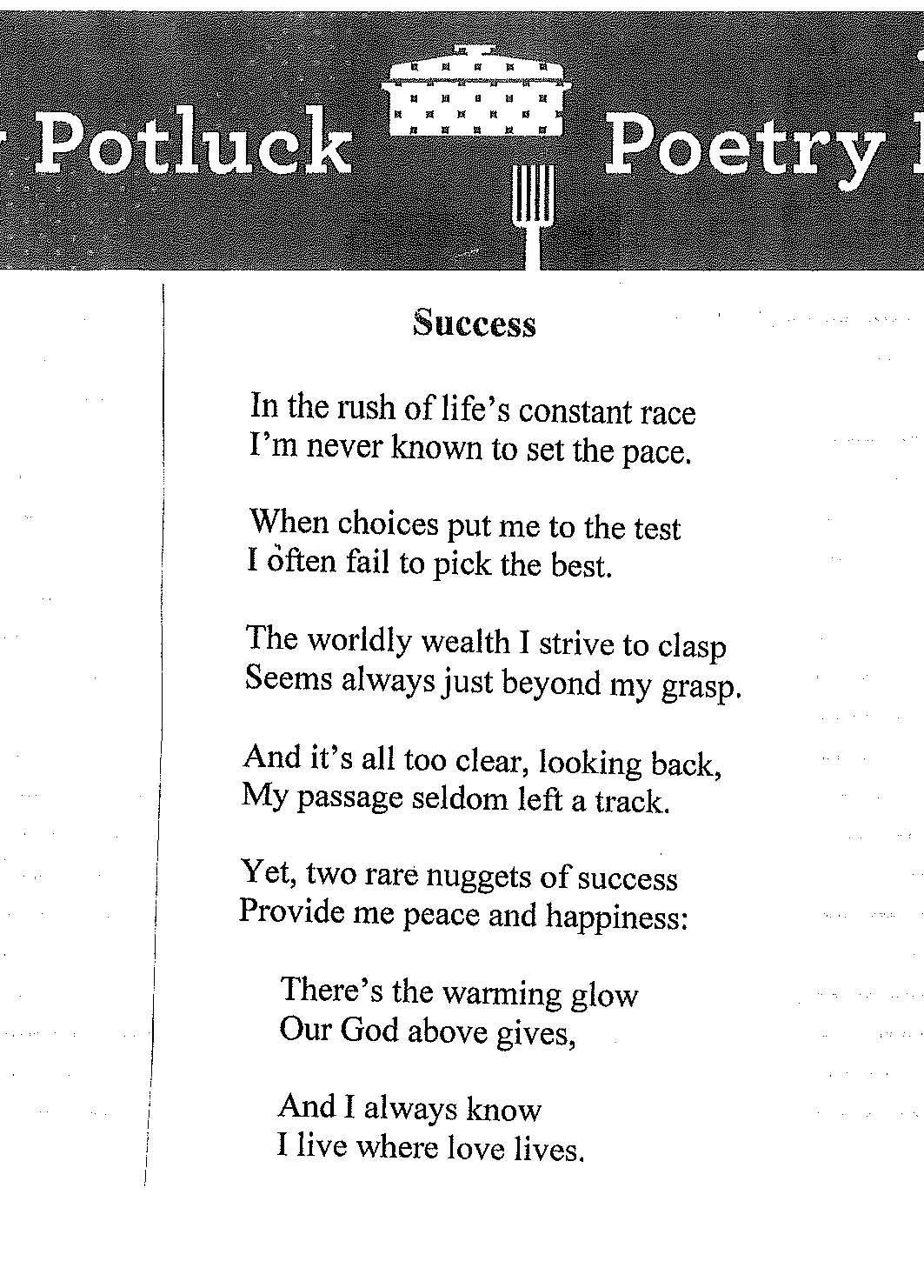 Success By Meldon C Kirk