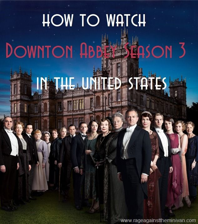 downton abbey season 3 episode 9 streaming free
