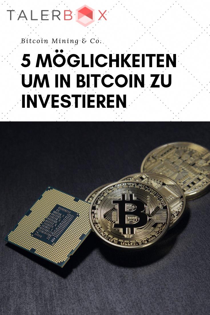 500€ in bitcoins investieren wie man in bitcoin und altcoin investiert