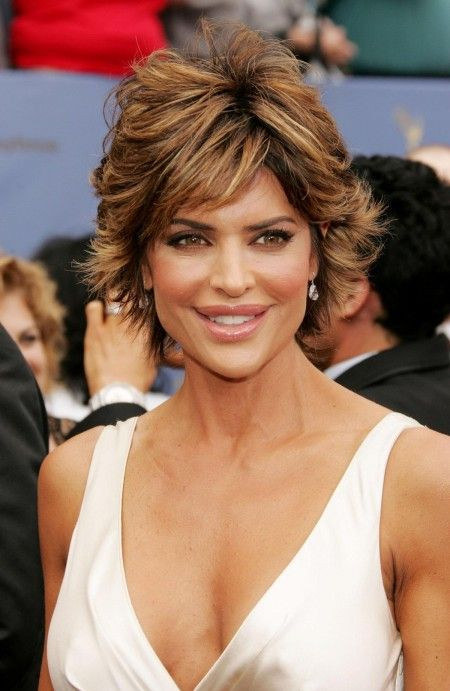 Superb 1000 Images About Lisa Rinna Hairstyle On Pinterest Hairstyles For Men Maxibearus