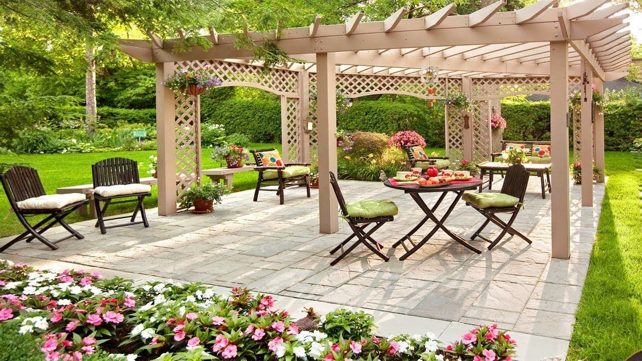 100 Wonderful Romantic Backyard Patio Design Ideas You Ll Ever See