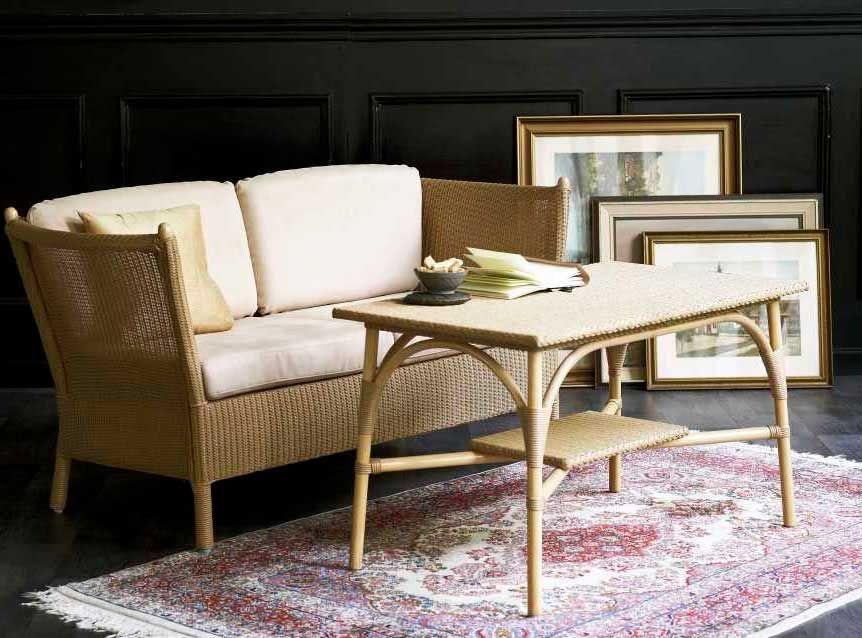 sika design lloyd loom couch duo kaufen im borono online shop sika design originals. Black Bedroom Furniture Sets. Home Design Ideas