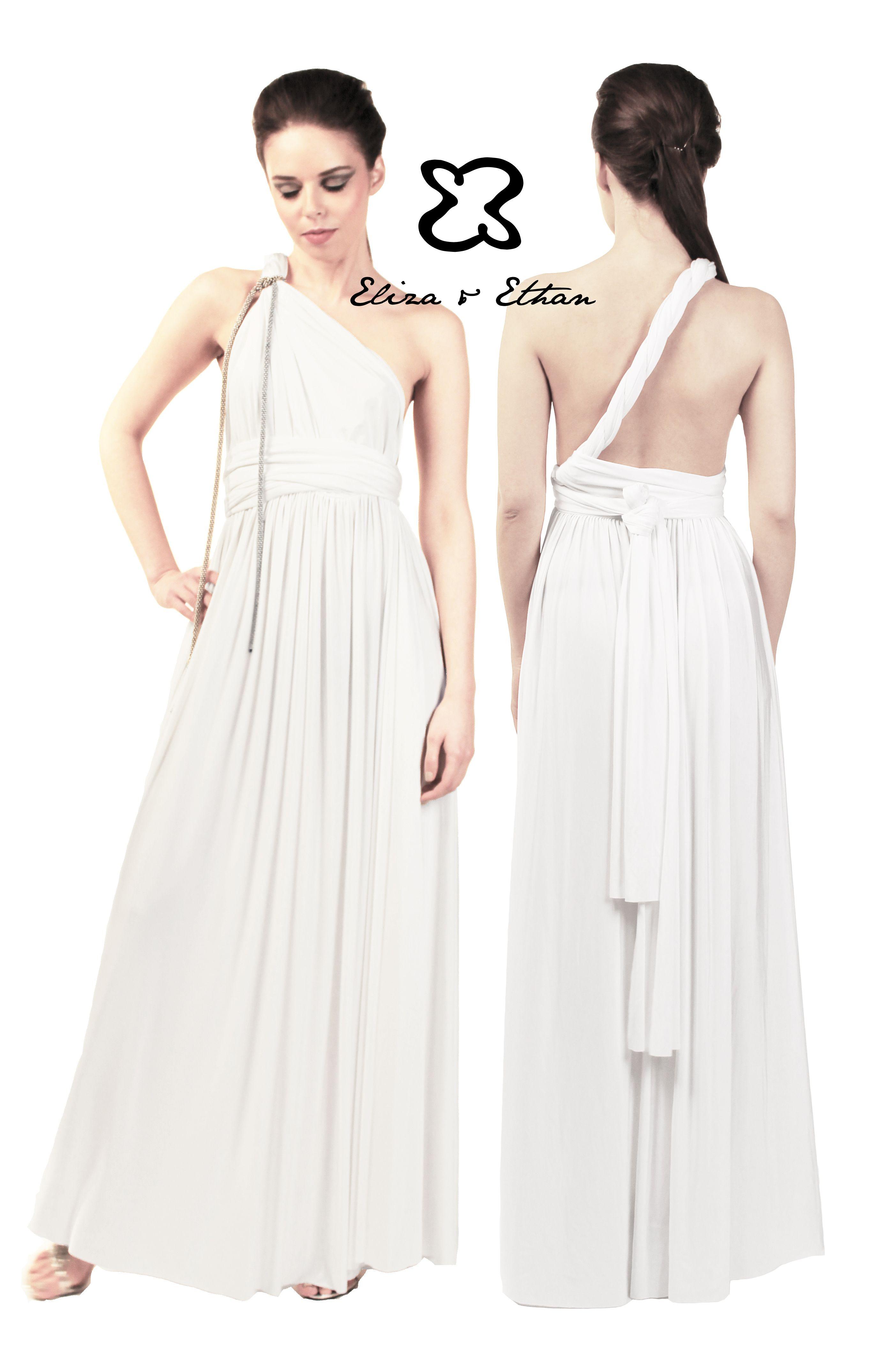 Ziemlich Brautjungfer Kleider Umwandelbar Ideen - Hochzeit Kleid ...