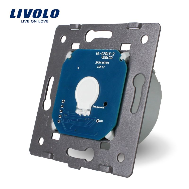 Livolo The Base of Touch Screen Wall Light Switch Free Shipping, EU ...