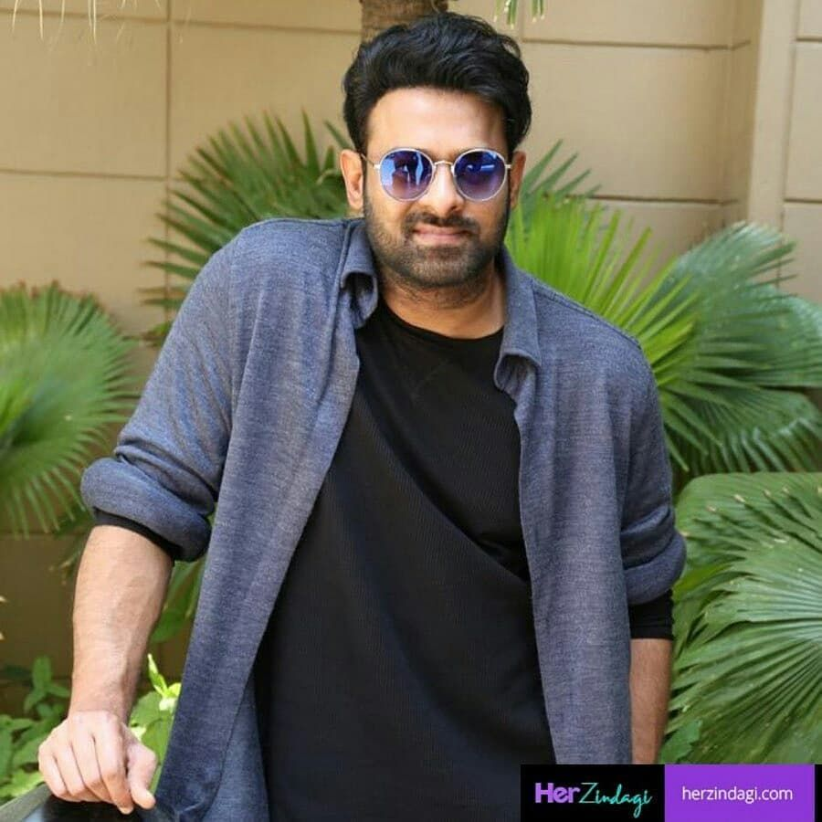 image may contain one or more people and sunglasses prabhas actor prabhas pics movie photo prabhas actor prabhas pics movie photo