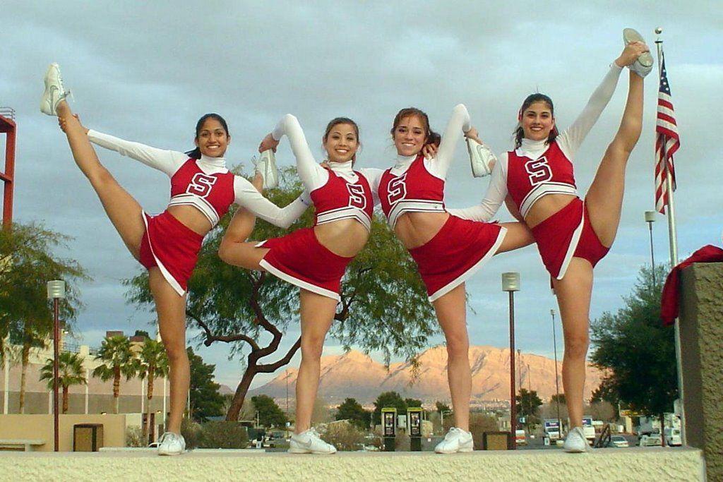 Image Gallery stanford cheerleaders
