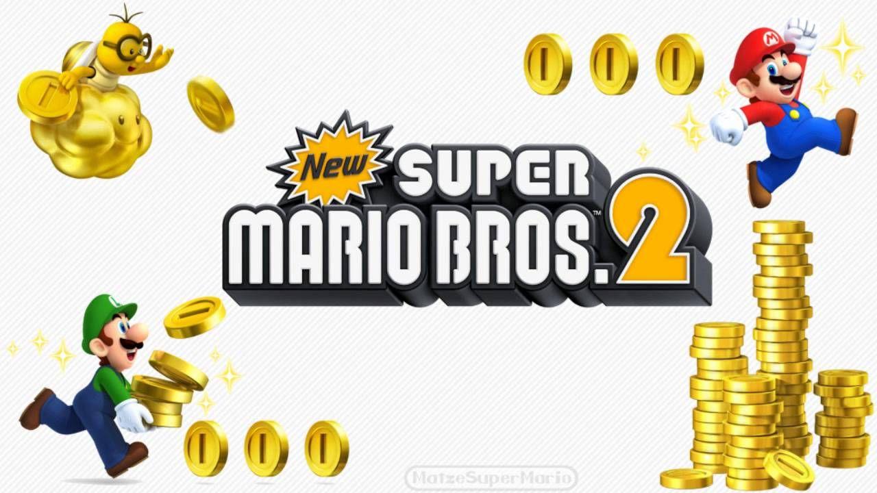 New Super Mario Bros  2 Music - Snow Overworld | A Very