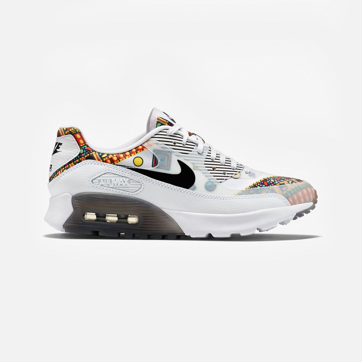 Nike Air Max 90 Ultra Essential Liberty White Womens