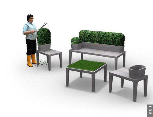 5 5 Designers Produits Et Objets A L Actu Les Plus Recents Mobilier De Jardin Design Mobilier Jardin Mobilier