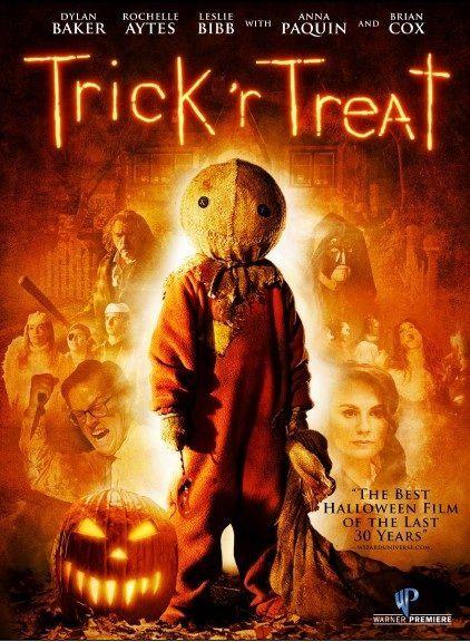 Trick R Treat Peliculas De Halloween Peliculas De Terror Terror En Halloween