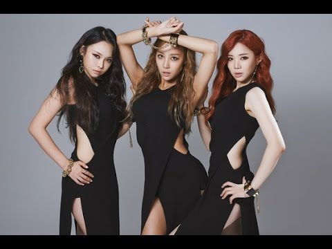 Personil girl band tersexy di korea