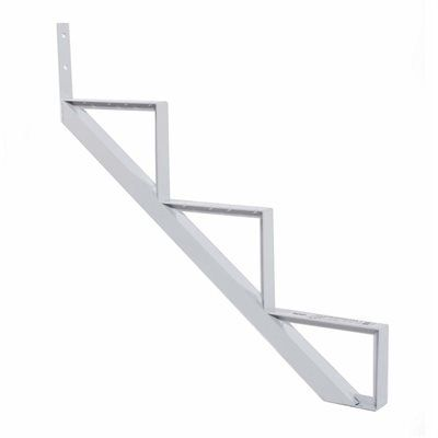Marvelous Pylex Interior Stair Treads Riser 14023 3 Step White Download Free Architecture Designs Osuribritishbridgeorg