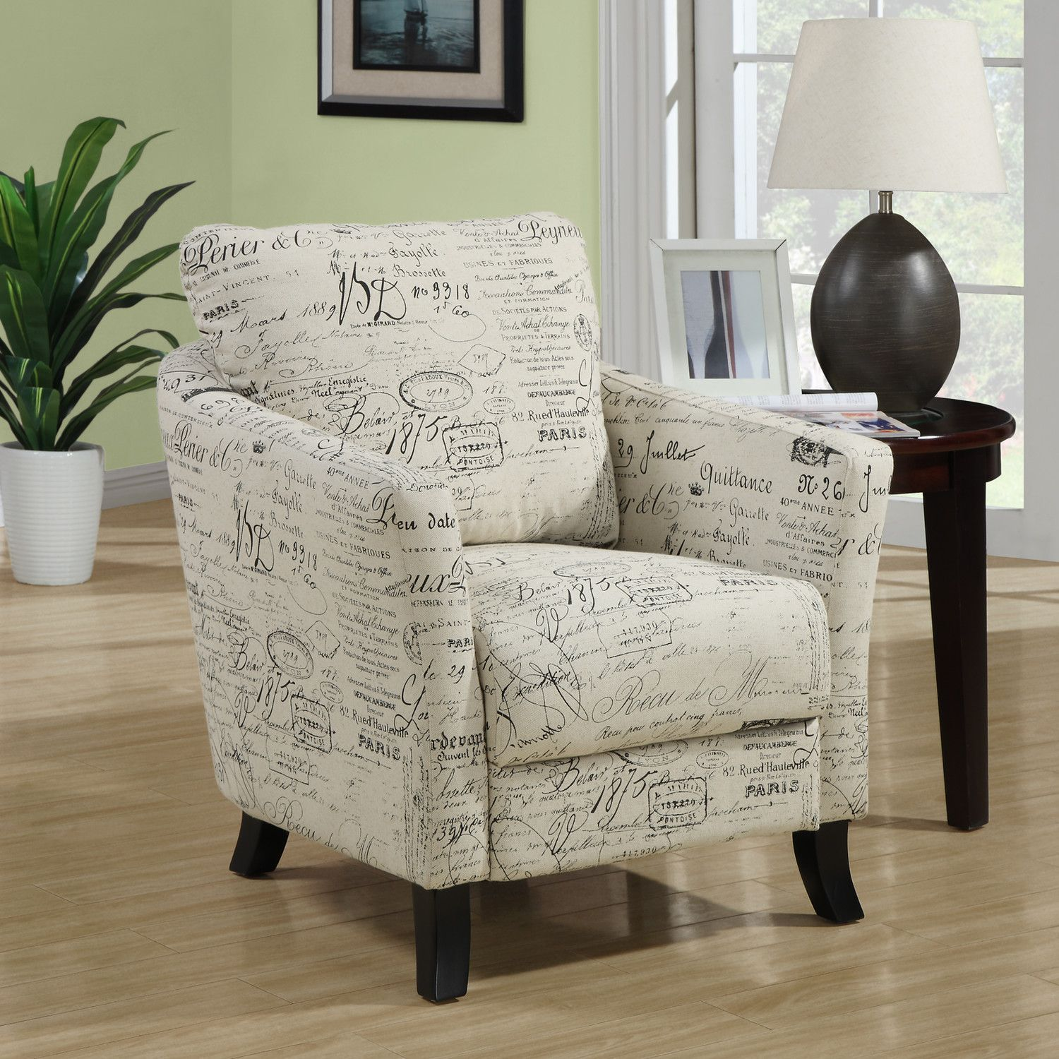 Monarch Specialties Inc. Vintage French Chair