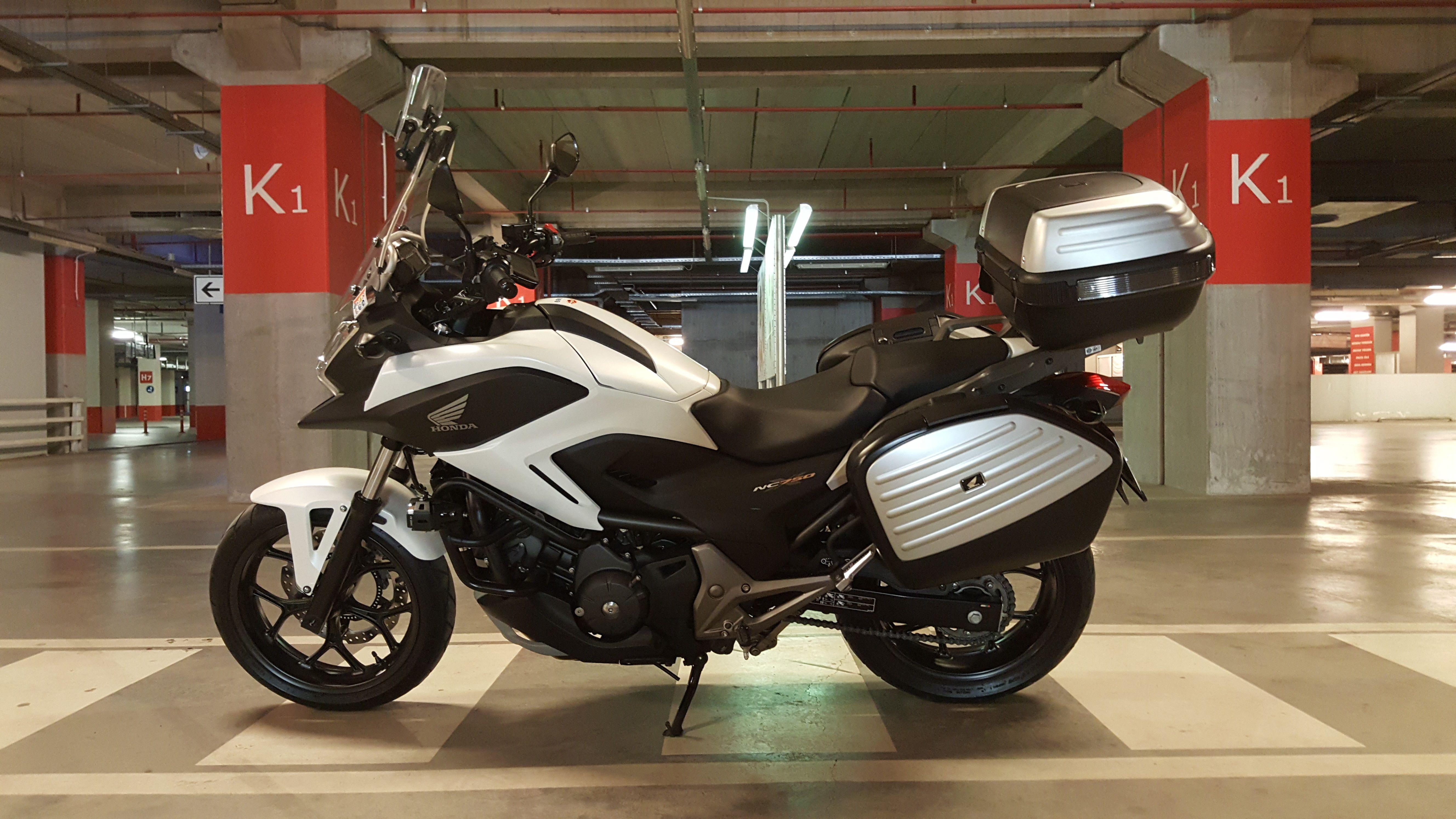 Honda Nc750x Dct 2015 Honda Motorcycles Honda Motorcycle
