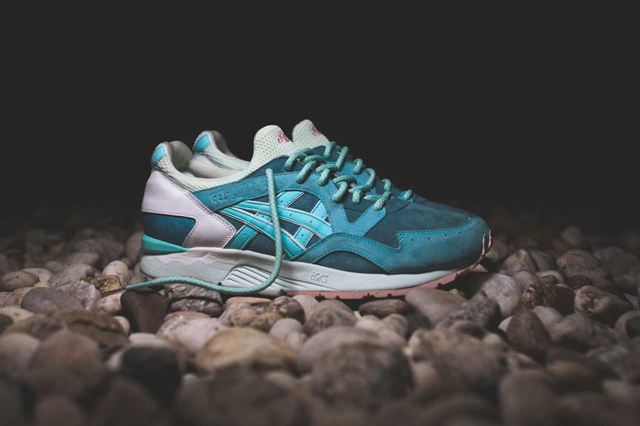 Ronnie Fieg X Asics Gel Lyte V Rose Gold Sage In 2020