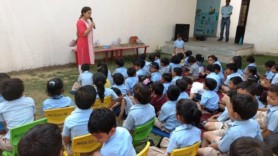 Aparnaaworldschool odisha offers a remarkable
