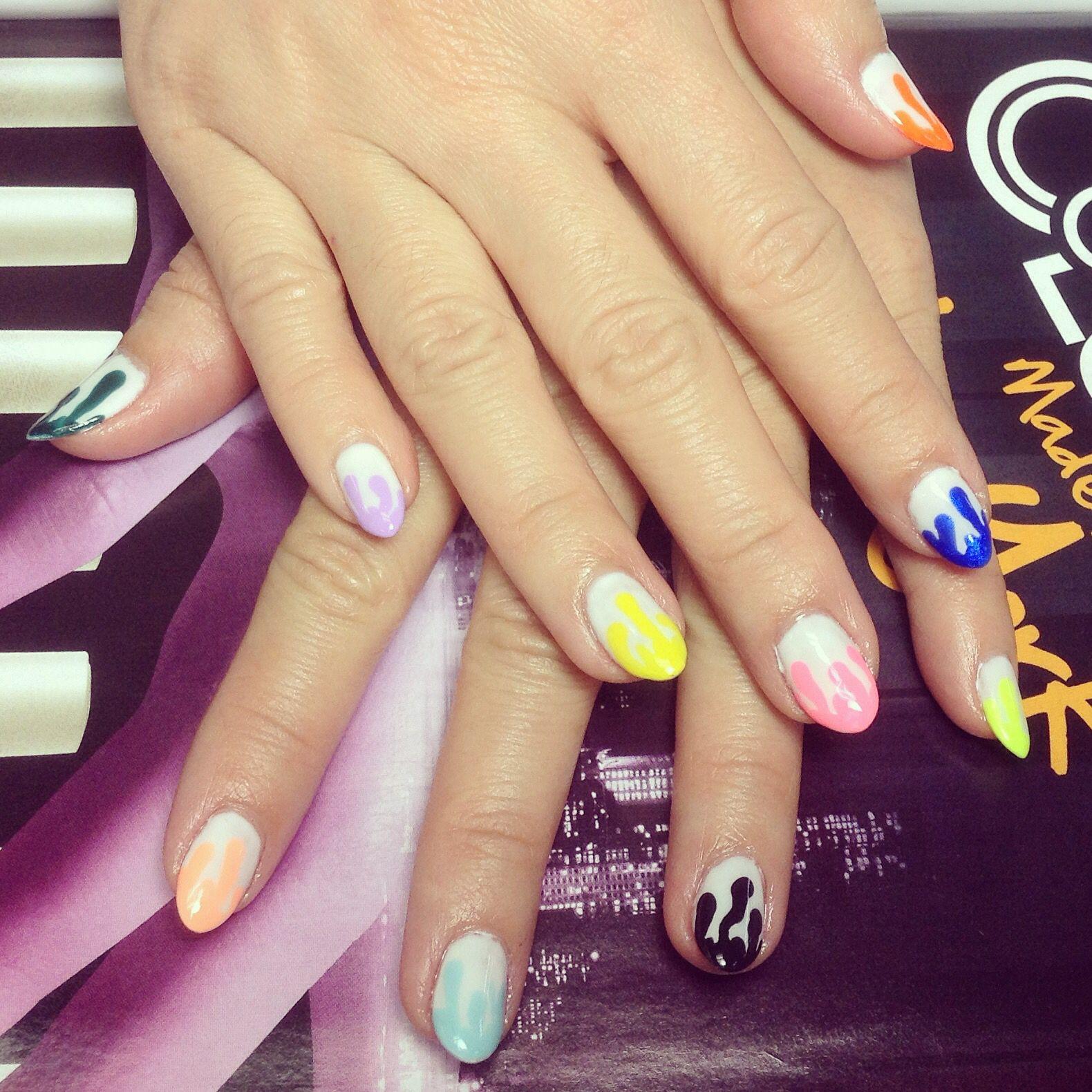 Get this look at DaVi Nails at Walmart Auburndale Florida. | Nails ...