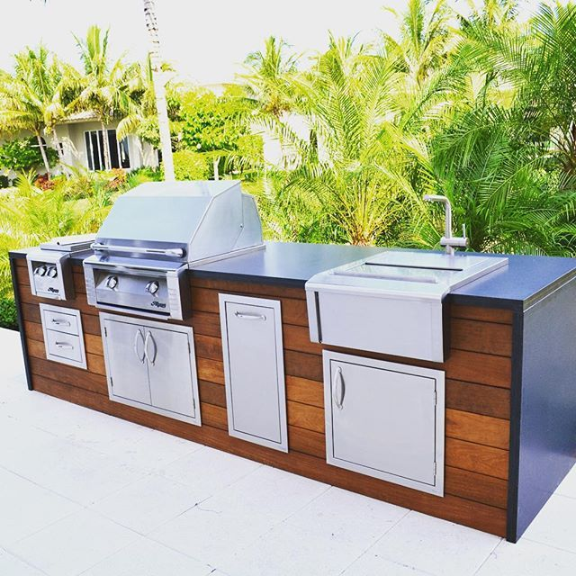 luxapatio on instagram custom outdoor kitchen design and construction luxapatio bbqgrills on outdoor kitchen essentials id=53152
