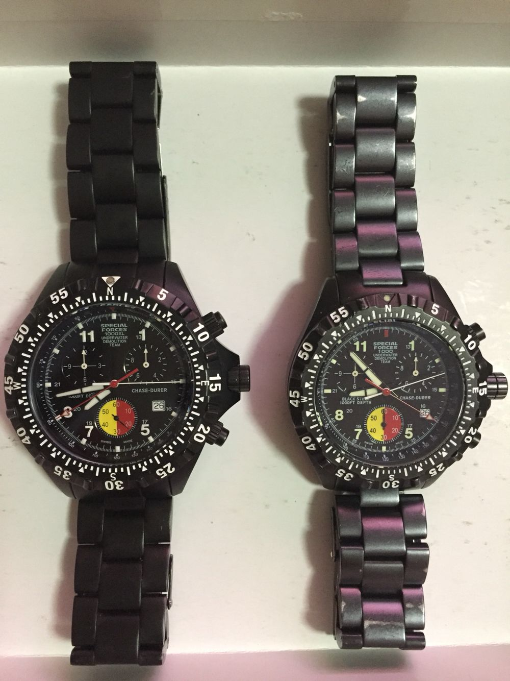 Chase Durer Special Forces 1000 UDT and 1000XL version. Both mine now.