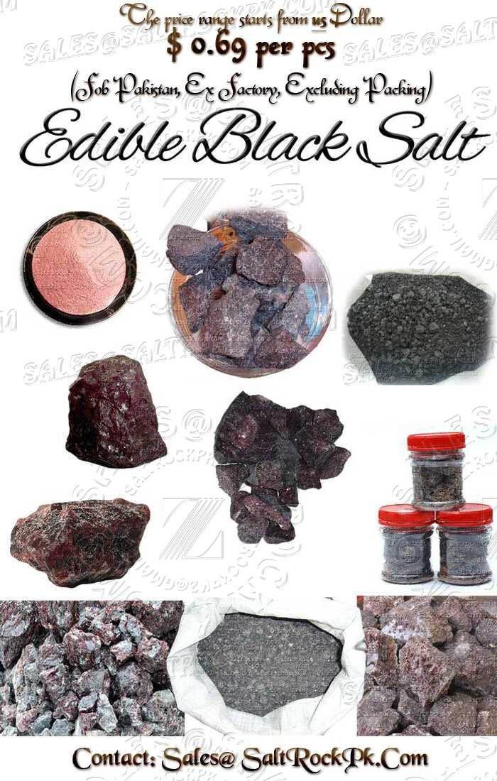 Pin on Black Salt