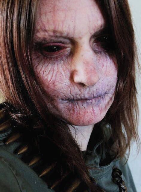 TOP 25 Mejores Maquillajes de Terror que te dejarán IMPACTAD