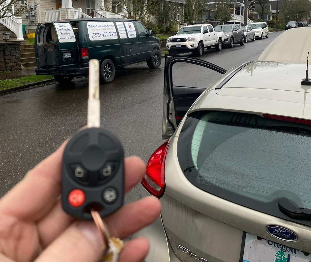 Smart Key Duplication & Programming Auto Locksmith