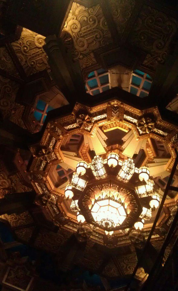 Pantages Theater in Los Angeles