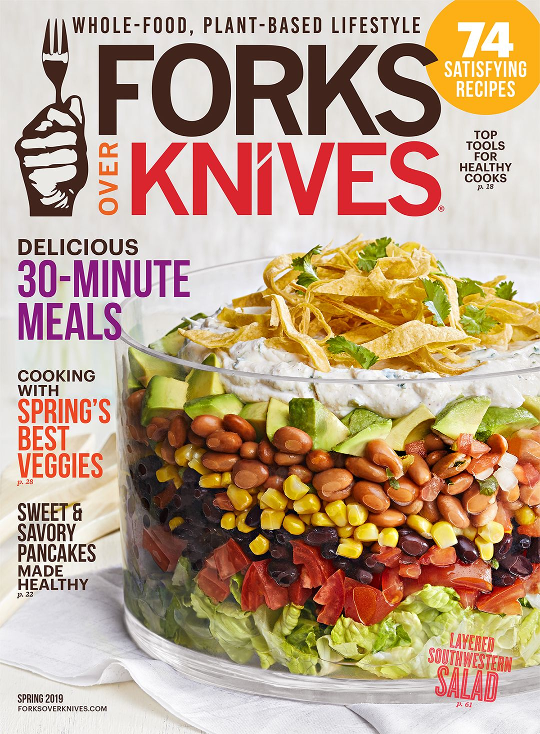 The Magazine Over 70+ hearty and tasty recipes in 2020