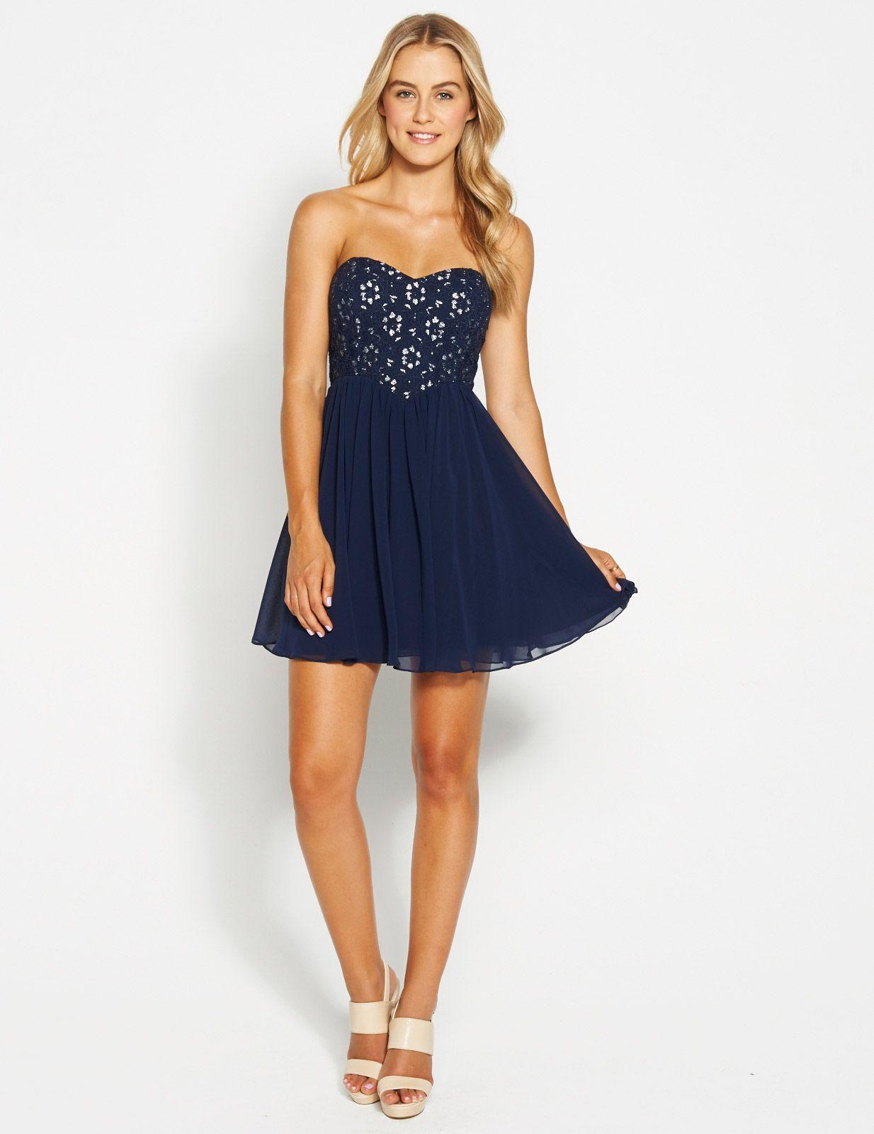 Dipped Waist Kelly Dress | Dotti | Clothes That I Love | Pinterest