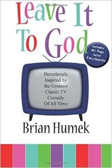 Great devotional book inspired by Leave it to Beaver episodes. #LITB #devos #Jesus #books