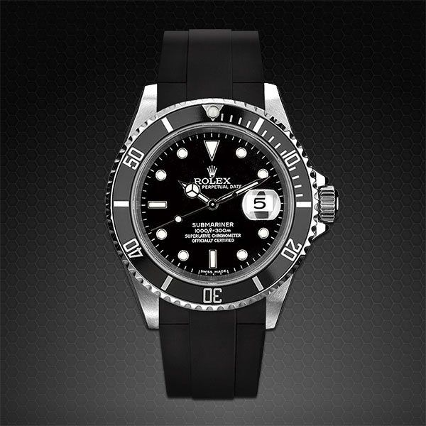 Strap for Rolex Submariner - Tang Buckle Series