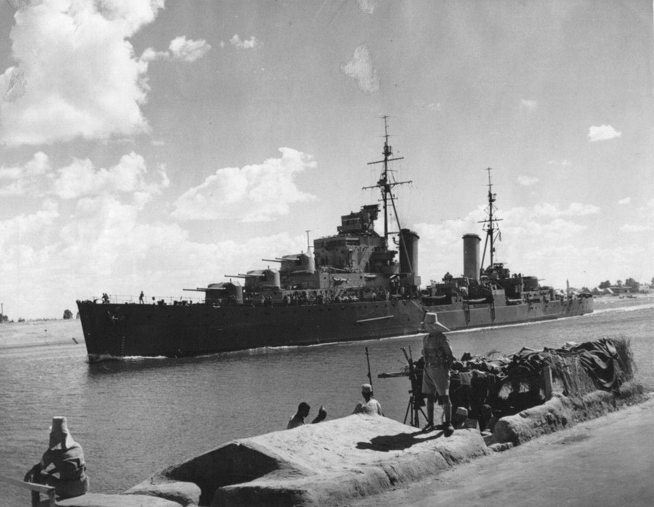 Resultado de imagen de Suez canal 1941