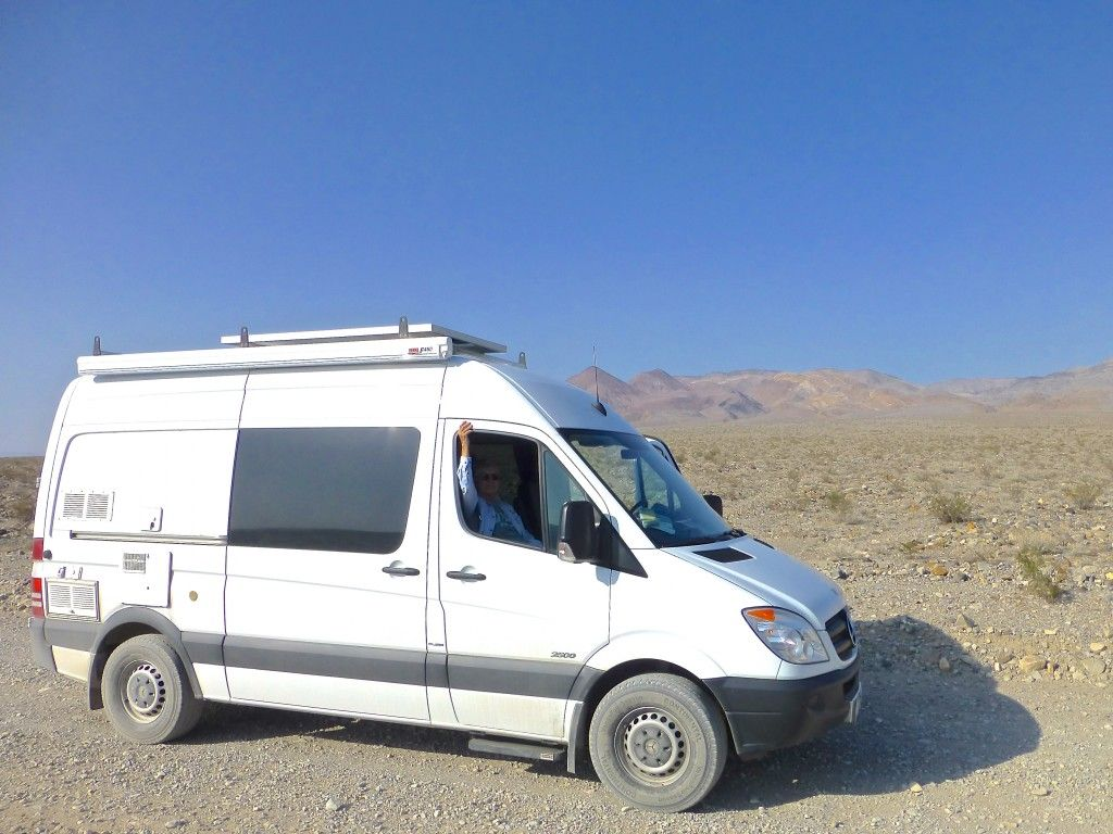 Sprinter RV Carving Out The Essential Getaway Van