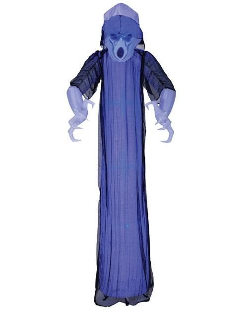 "Gemmy 74715 Airblown Inflatable Halloween Ghost, 8"" H"