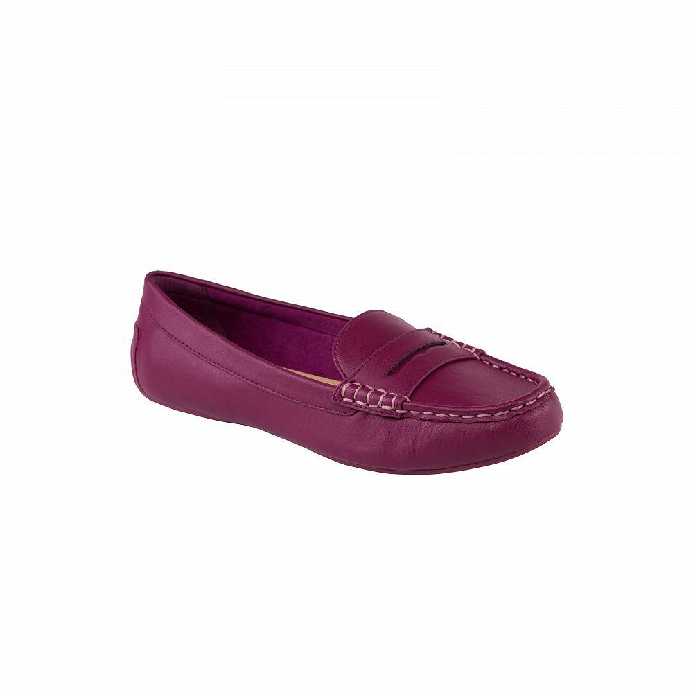 Giày lười nữ MOI0073 | Giày nữ đẹp phong cách công sở 2017 | VASCARA