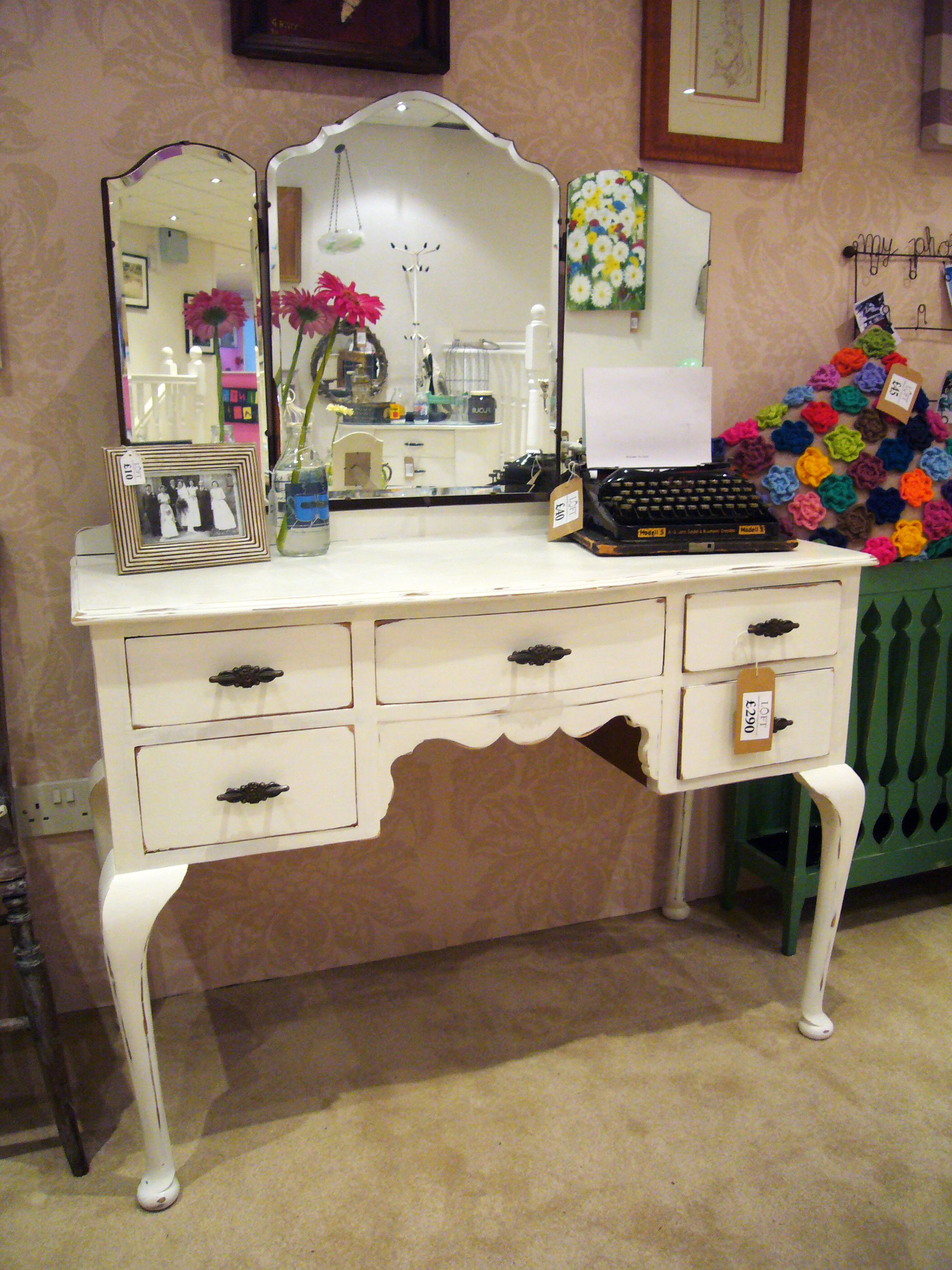 vintage vanity dresser with mirror. Vintage vanity table is a specific which built with the design of  vintage where appearance has classical look