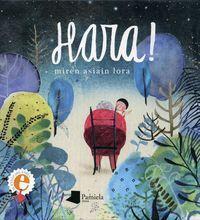 Hara! (2012 Etxepare Saria) - Miren Asiain Lora