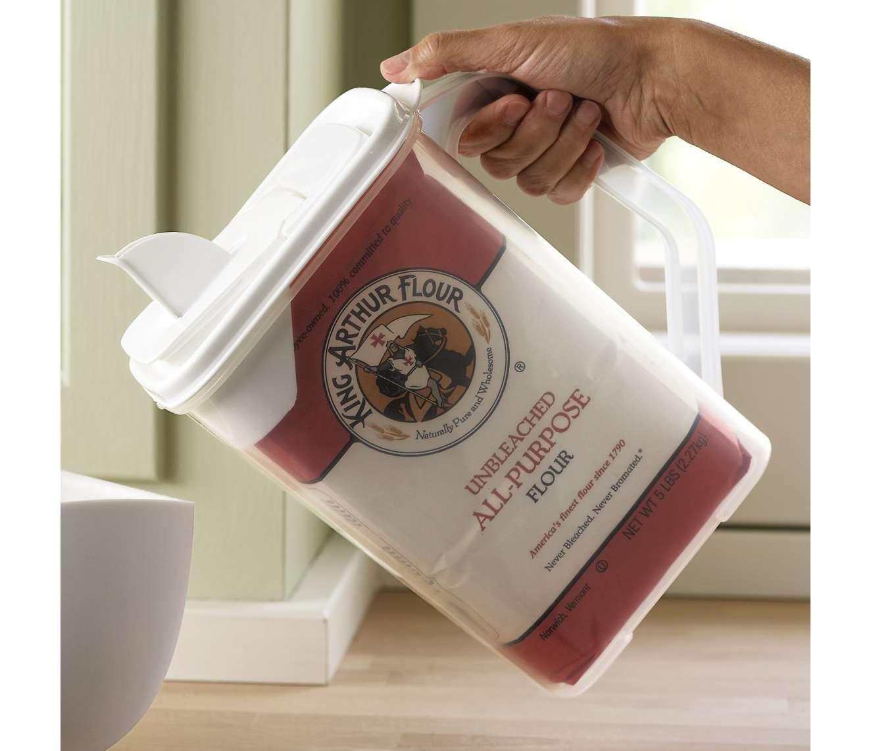 Buddeez Flour And Sugar Storage Container | CHEFScatalog.com
