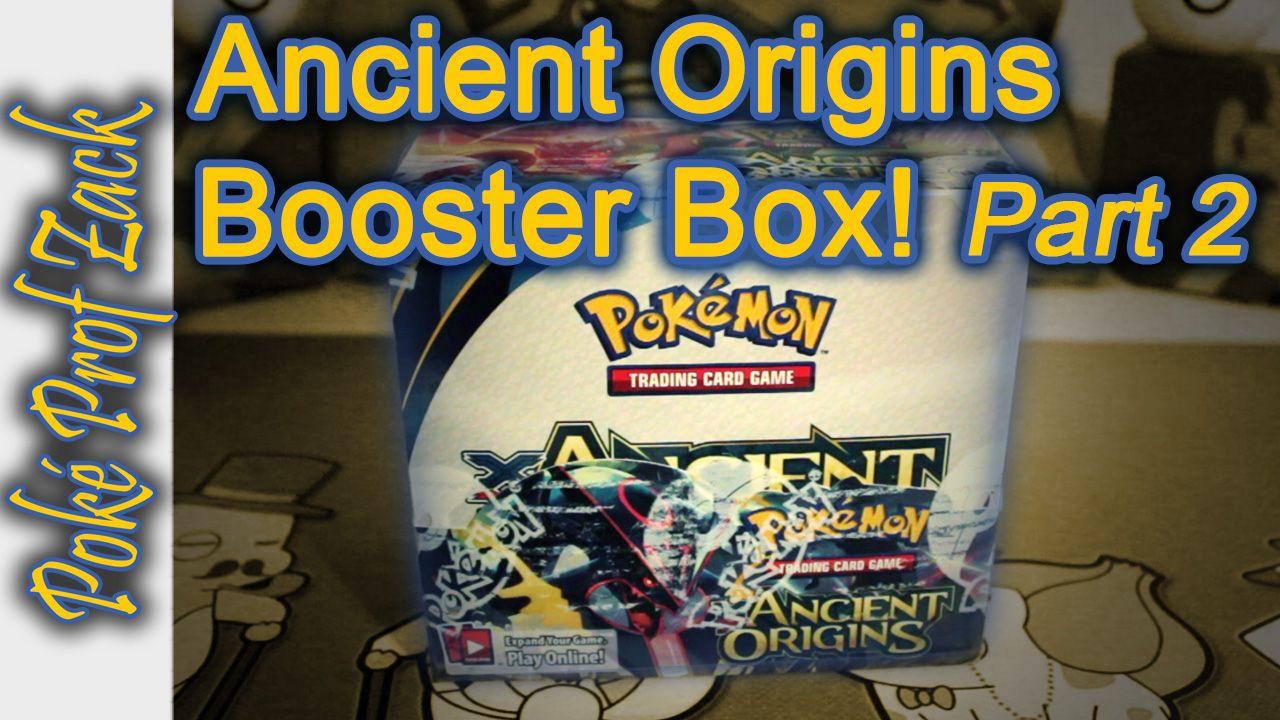 my first pokemon booster box part 2 pokemon videos by poké prof