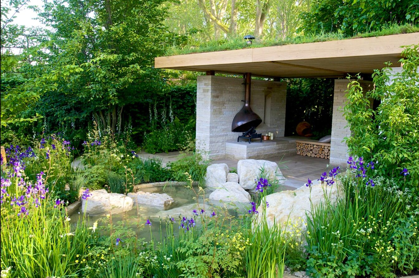 The Homebase Garden - Time to Reflect, in association with the