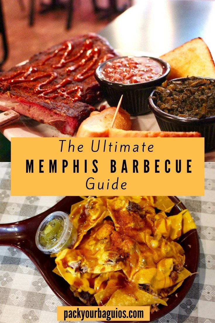 No City Knows Pork Barbecue Like Memphis Tennessee See Our Review Of 20 Top Restaurant Favorites