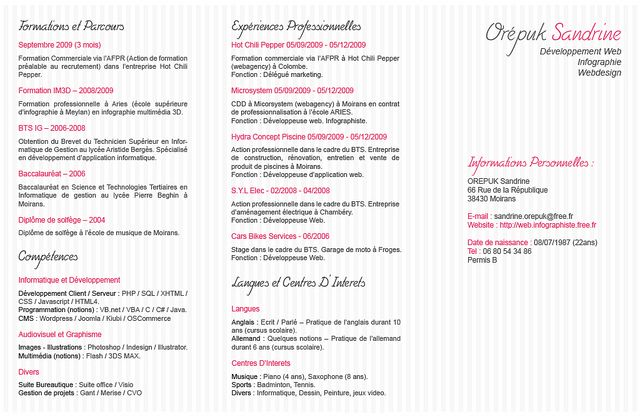 Resume Graphic Design Resume Resume Design Creative Graphic Design Cv