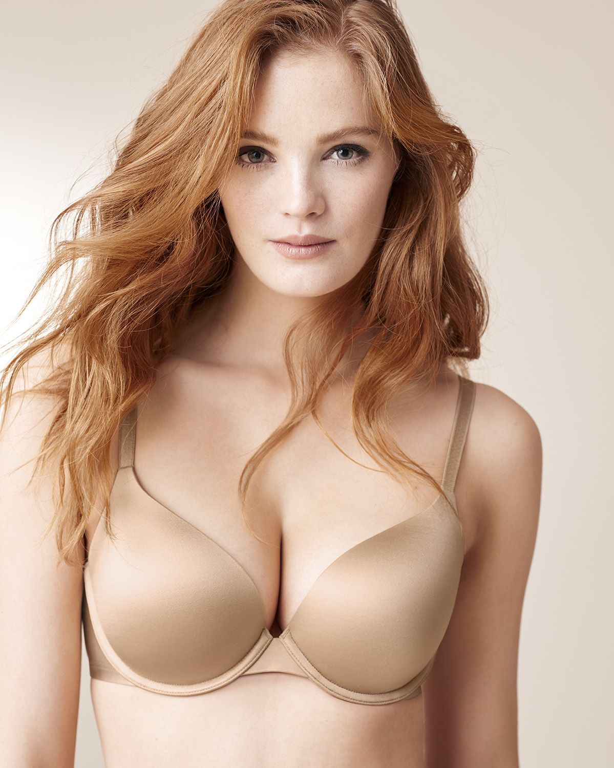 bfee6054d720 An everyday favorite: Our age-defying t-shirt bra in timeless soft tan. Soma  | Beautiful Bras