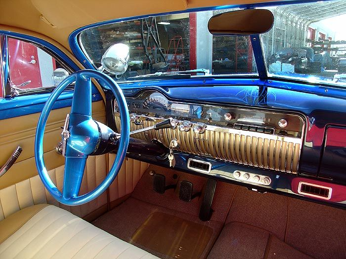 Image result for '50 Merc dash